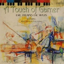画像1: ピアノ・トリオ FRANS DE WIJS / A Touch Of Garner [CD] (FIELDWORK)