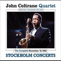 画像1: JOHN COLTRANE QUARTET / The Complete November 19, 1962 Stockholm Concerts [3CD] (SOLAR RECORDS)
