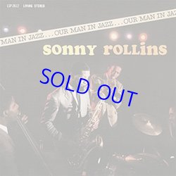 画像1: SONNY ROLLINS /  Our Man in Jazz +3 [CD] (RCA/JAZZ CONNOISSEUR)