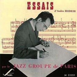 画像1: ANDRE HODEIR / Essais par le Jazz Groupe de Paris  [CD] (VOUGUE/ JAZZ CONNOISSEUR)
