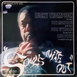 Lucky Thompson Body Soul