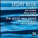 THE GREAT WEE BAND /Light Blue (CD) TRIO RECORDS(UK)
