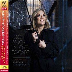 画像1: CLAIRE MARTIN & KENNY BARRON 4 / Too Much in Love to Care  [CD] (LINN)