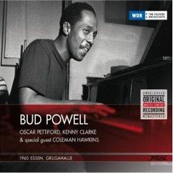 画像1: BUD POWELL / Essen Grugahalle  [CD] (WDR JAZZLINE)