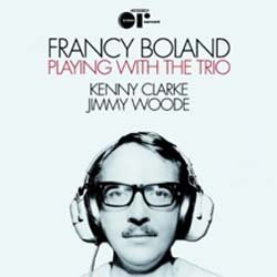 画像1: FRANCY BOLAND / Playing with the Trio  (digipackCD) (REARWARD)