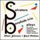 ピアノ・トリオ 200枚限定プレス SALVATORE BONAFEDE TRIO / Plays Bill Evans [CD] (KEN MUSIC)