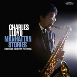 画像1: CHARLES LLOYD(sax) / Manhattan Stories [2CD] (RESONANCE)