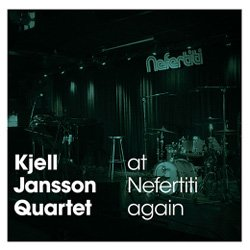 画像1: KJELL JANSSON(b) / at Nefertiti again [CD] (IMOGENA)