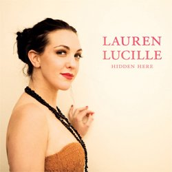 画像1: LAUREN LUCILLE(vo) / Hidden Here [CD] (自主制作盤)