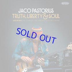 画像1: JACO PASTORIOUS / Truth, Liberty & Soul — Live In NYC : The Complete 1982 NPR Jazz Alive! Recording [dgipack2CD] (RESONANCE)