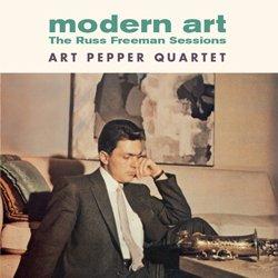 画像1: ART PEPPER QUARTET / Modern Art The Russ Freeman Sessions + 12 Bonus Tracks [2CD] (POLL WINNERS)