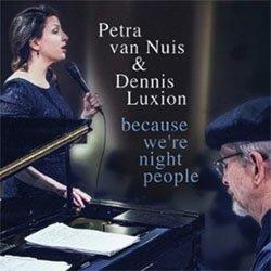画像1:  PETRA VAN NUIS(ペトラ・ヴァン・ナウス)(vo)  /  Night People [CD] (MUZAK)