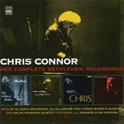 画像1: ★CHRIS CONNOR (vo) /  Her Complete Bethlehen Recordings [2CD] (FRESH SOUND)