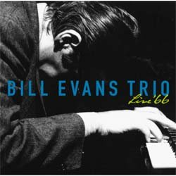画像1: 完全限定生産  BILL EVANS TRIO  / Live'66 〜北欧の枯葉〜 [MQA-CD](SOMETHIN' COOL)