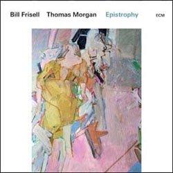 画像1: アナログ  BILL FRISELL / THOMAS MORGAN / Epistrophy  [180g重量盤2LP] (ECM)