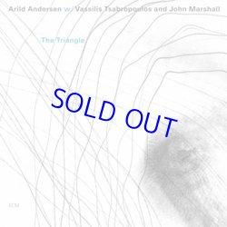 画像1: ピアノ・トリオ  ARILD ANDERSEN(アリルド・アンデルセン) / Triangle  [digipackCD] (ECM)