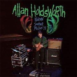 画像1: ALLAN HOLDSWORTH / Warsaw Summer Jazz Day[digipackCD+DVD](ALIVE THE LIVE)