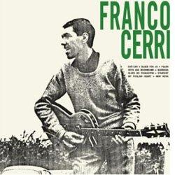 画像1: FRANCO CERRI / Chitarra [CD] (DISKUNIONJAZZ)