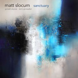 画像1: アナログ 高品質  MATT SLOCUM / Sanctuary 10%込 [180g重量盤LP]] (SUNNYSIDE)