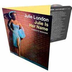 画像1: JULIE LONDON / Julie Is Her Name Complete Sessions + 4 Bonus Tracks [2LPin1紙ジャケCD] (STATE OF ART)