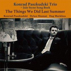 画像1: アナログ  KONRAD PASZKUDZKI( コンラッド・パシュクデュスキ) /  過ぎし夏の想い出  10%込 [180g重量盤LP]] (VENUS RECORDS)