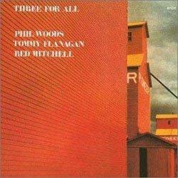 画像1: PHIL WOODS / フィル・ウッズ スリー・フォー・オール  [CD] (ENJA)
