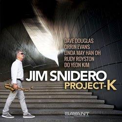 画像1: JIM SNIDERO(as) / Project-K  [CD]] (SAVANT)