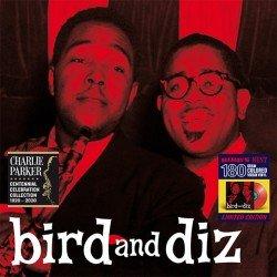 画像1: アナログ CHARLIE PARKER & DIZZY GILLESPIE / Bird And Diz:The Complete LP+2  [180g重量盤LP]](BIRD'S NEST)