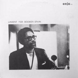 画像1: ブッカー・アーヴィン(ts) / ラメント・フォー・ブッカー・アーヴィン [CD]] (ENJA)