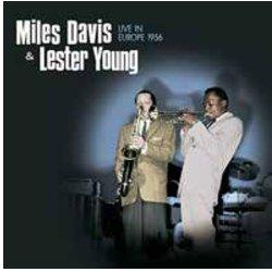 画像1: アナログ MILES DAVIS & LESTER YOUNG / Live In Europe 1959  [180g重量盤LP]] (MATCHBALL  RECORDS)