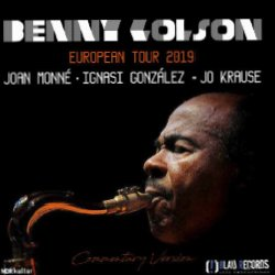 画像1: BENNY GOLSON(ts) / European Tour 2019 (Commentary Version) [CD]]  (BLAU RECORDS)