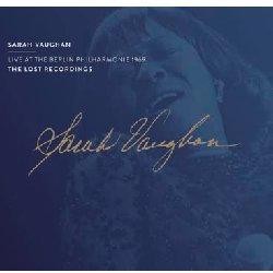 画像1: SARAH VAUGHAN / Live At The Berlin Philharmonie 1969 [2CD]]  (THE LOST RECORDING)