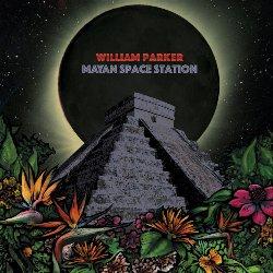 画像1: アナログ WILLIAM PARKER(b) / Mayan Space Station [LP]]  (CENTERING MUSIC)