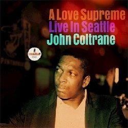 画像1: JOHN  COLTRANE / A Love Supreme:Live In Seatle [CD]]  (VERVE)