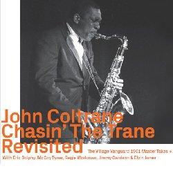 画像1: JOHN COLTRANE / Chasin' The Trane The Village Vanguard 1961 Master Takes + 1 Revisited [digipackCD] (EZZ-THETICS)