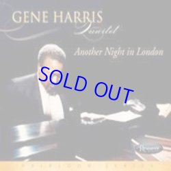 画像1: GENE HARRIS / Another Night In London [digipackCD] (RESONANCE)
