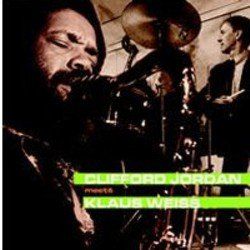 画像1: CLIFFORD JORDAN / Meets Klaus Weiss (CD) (JHM)